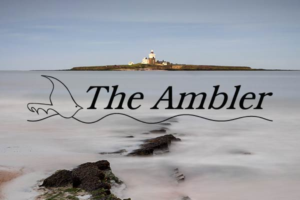 Action stations in Amble