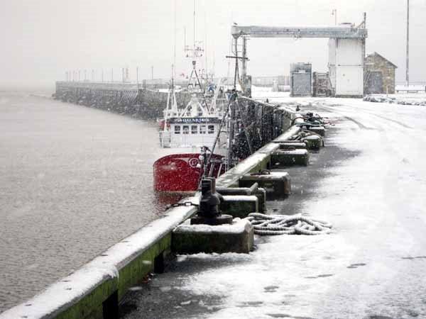 Snow 26th November Quayside