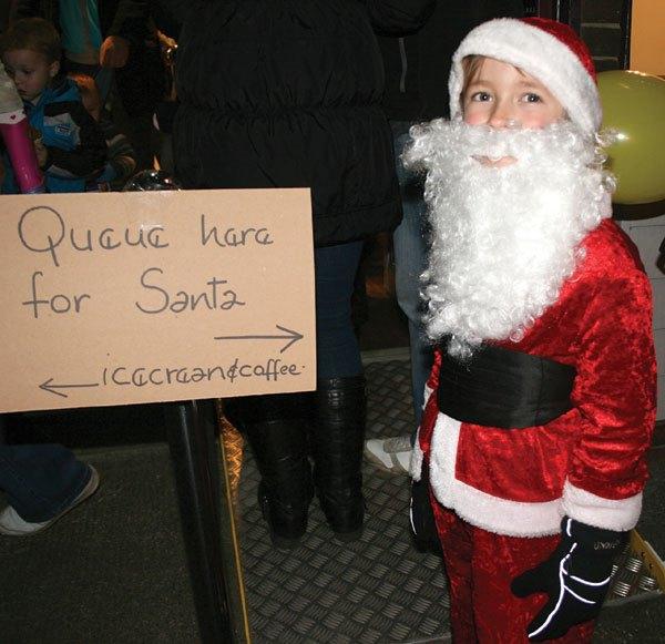 mini-Santa
