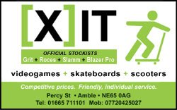 XIT games scooters
