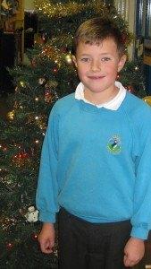 Liam Douglas, Amble First School