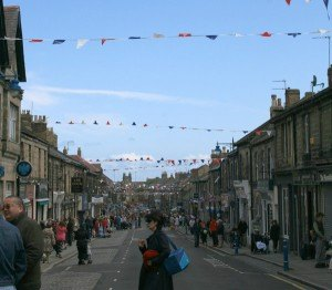 Amble's Queen Street boast more independent shops than any other local small town.