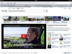 Bing-RSPB-video-link