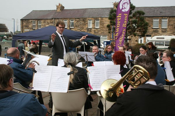 Backworth Colliery Brass Band