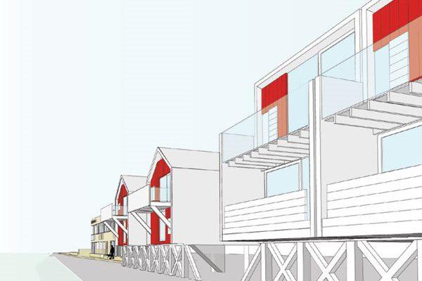Development plans for Marina
