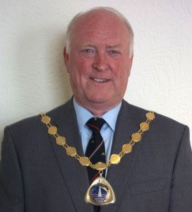 Craig Weir is Amble's new Mayor