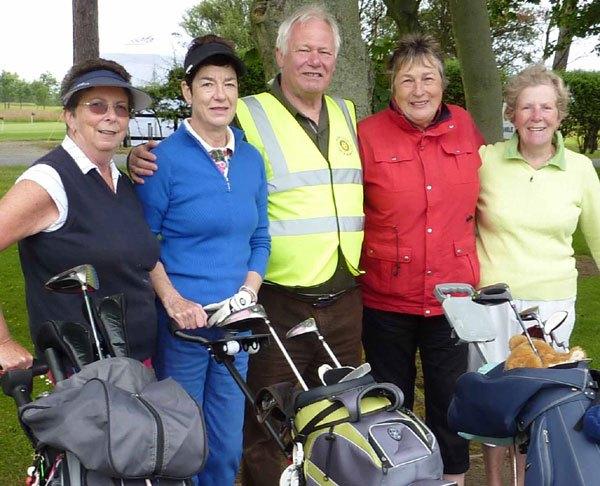 Ladies-Rotary-Golf
