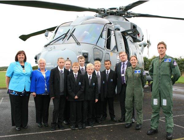 HMS-Nland-visit-JCSC