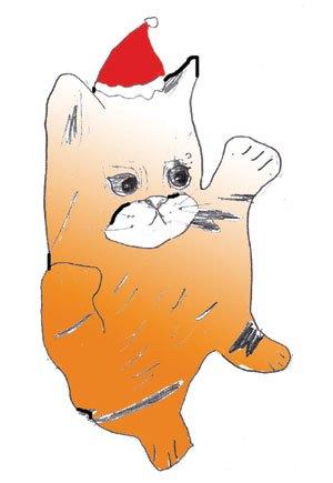 krismas-kitty
