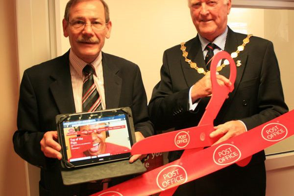Digital booth opens in Amble P.O.