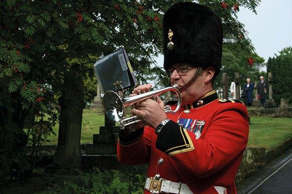 bugler AW