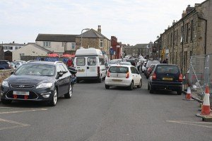 leazes-st-congestion-29-Sept-2014