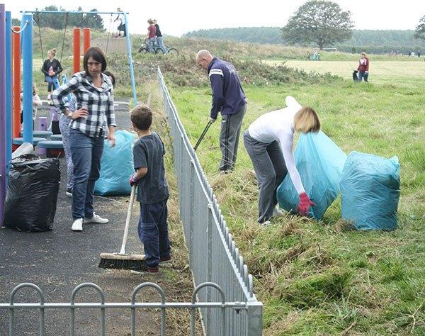 tidying-playground