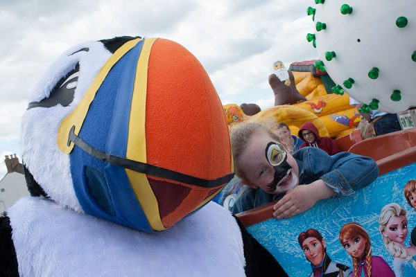 Big fun at the Puffin Festival