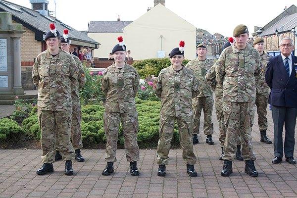 Amble-cadets
