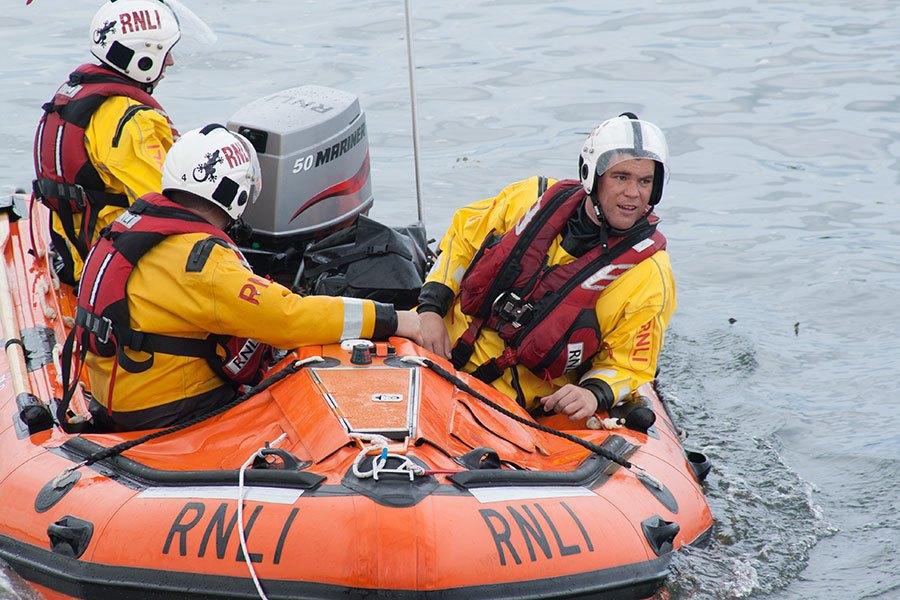 Inshore-lifeboat