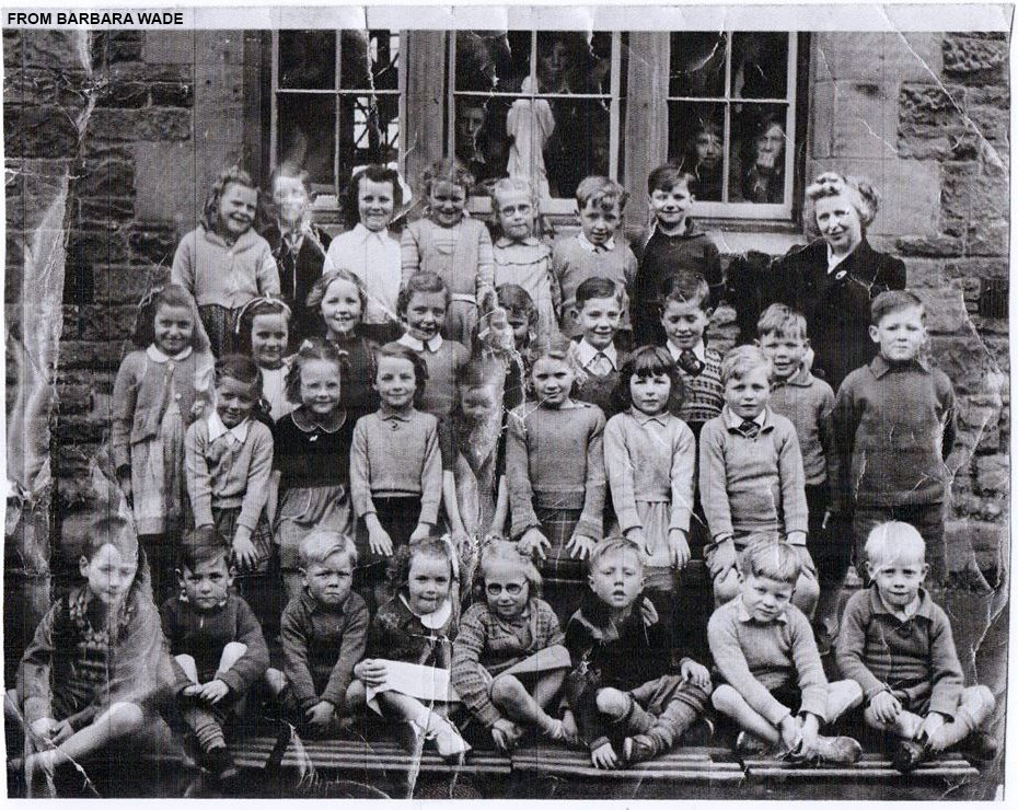 Amble RC School early 50s- credit Barbara Wade