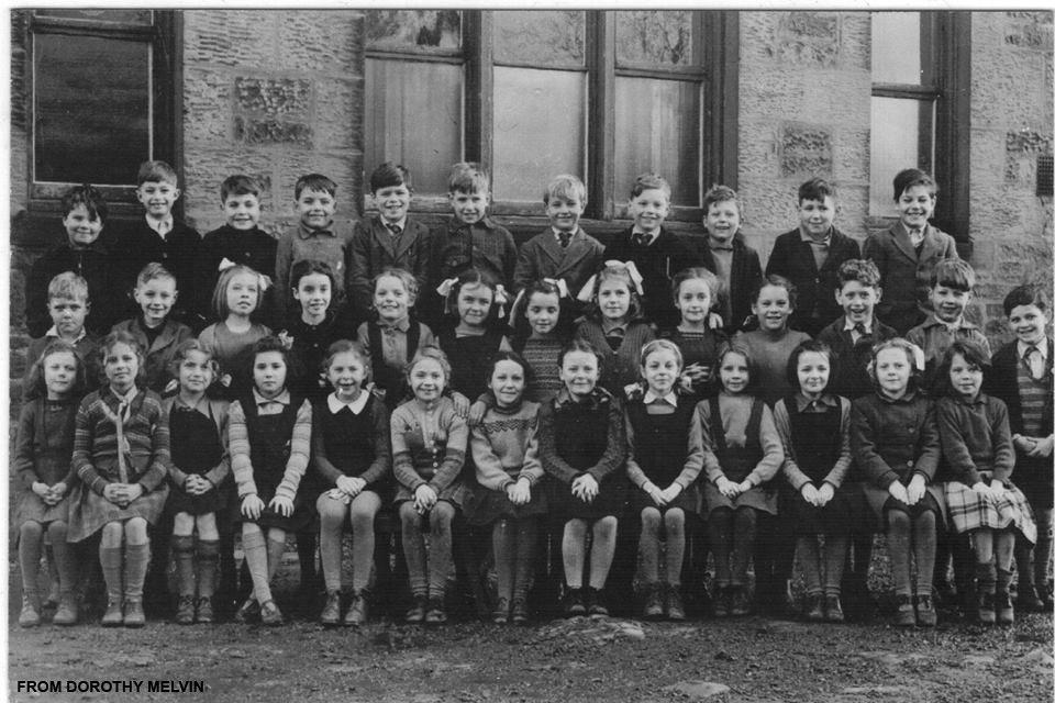 Dovecote Street 1949- credit Dorothy Melvin