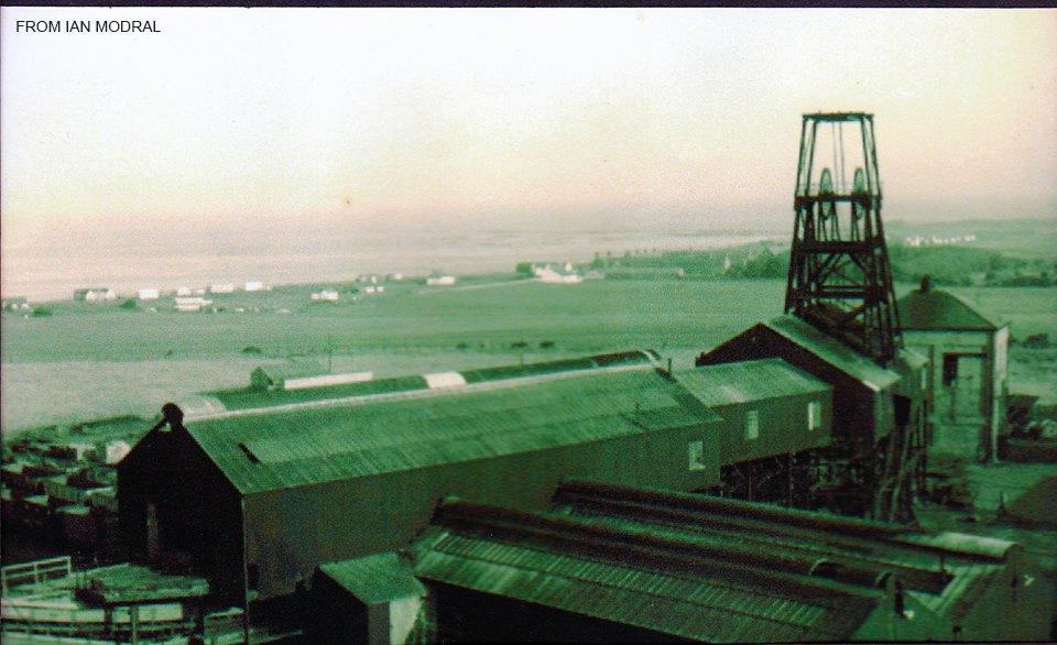 Hauxley Colliery 1- credit Ian Modral