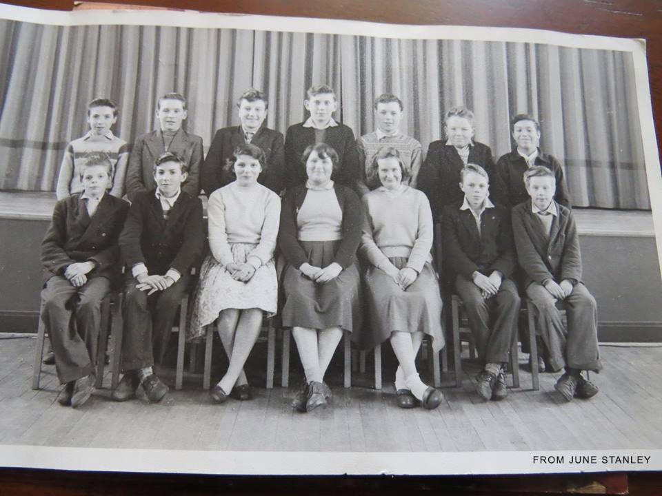 Modern school 1960- credit June Stanley