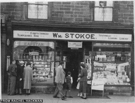 Stokoe's shop- credit Rachel Hackman