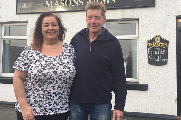 New owners return to spruce up popular local pub