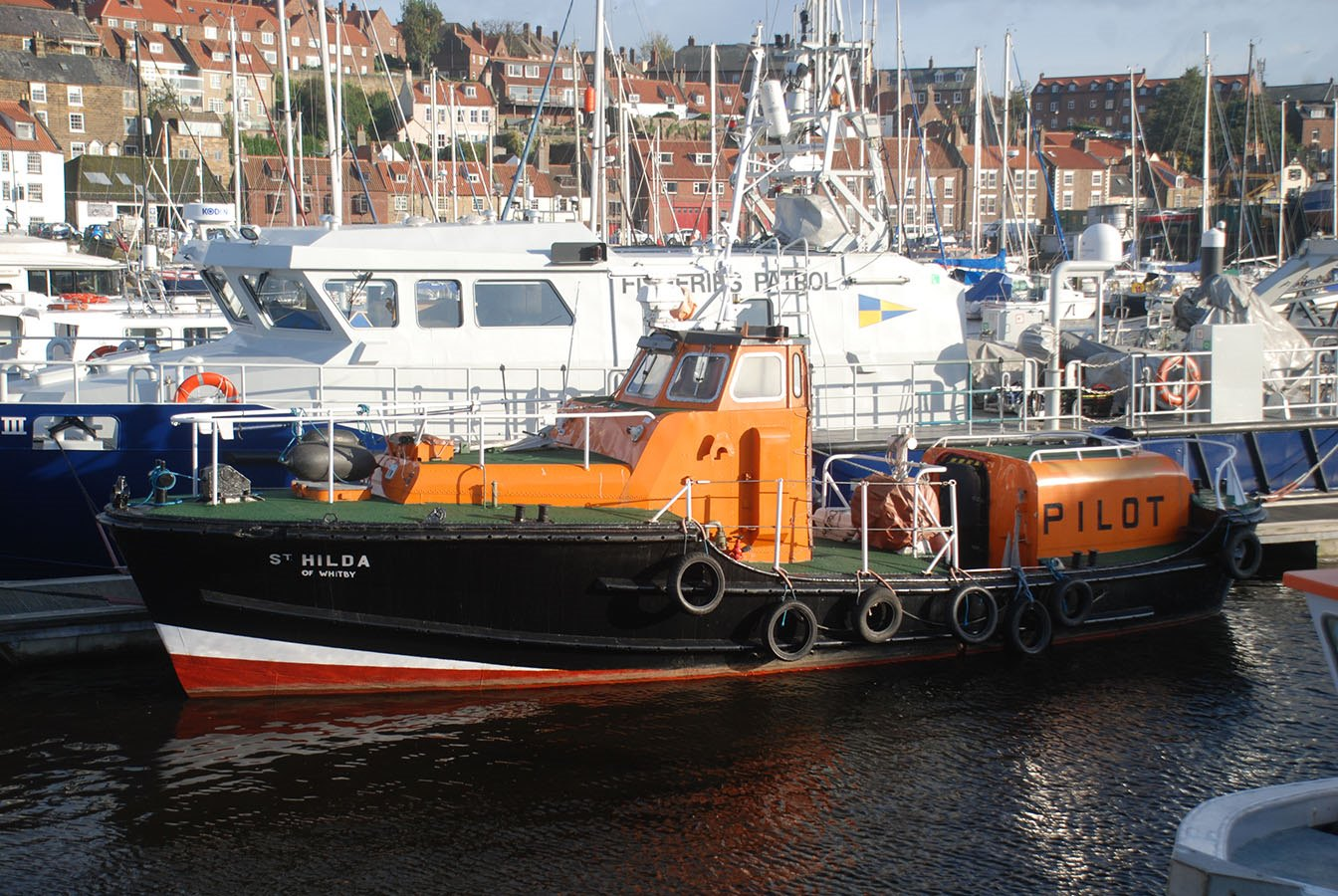 Amble lifeboat Margaret Graham