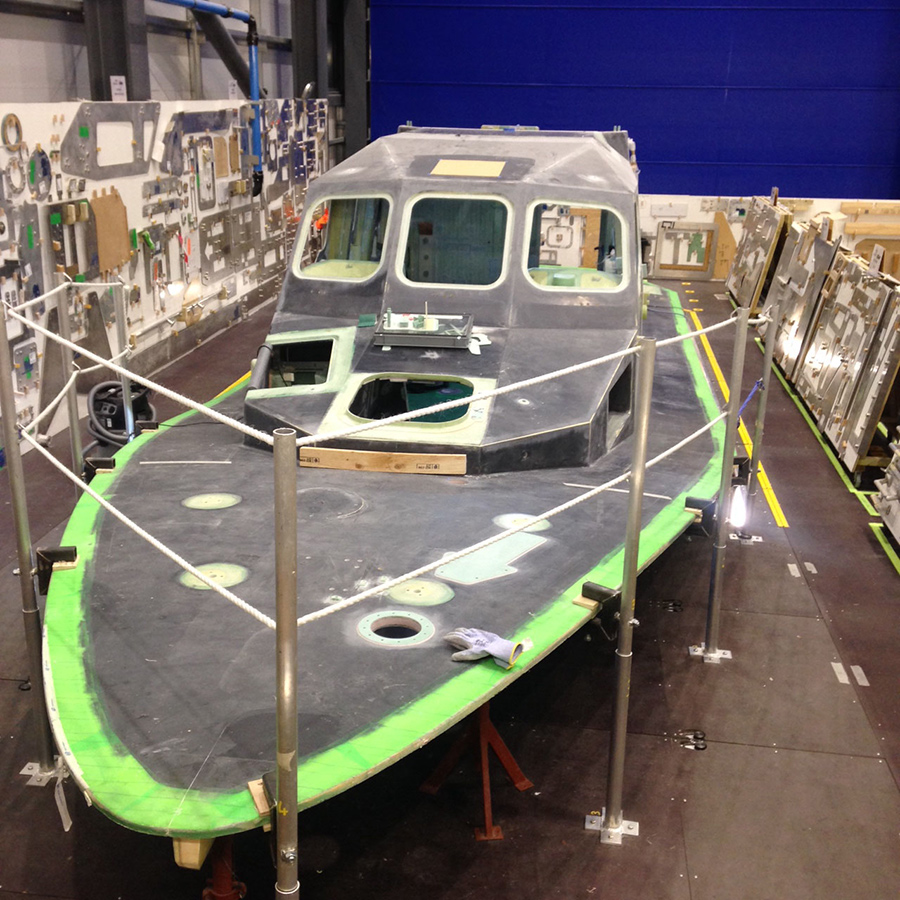 Amble-Shannon-build-1