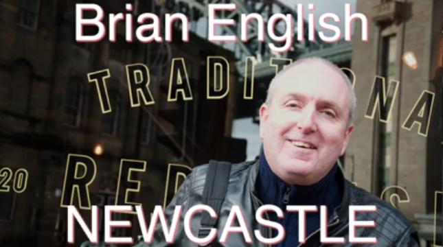 Brian English video