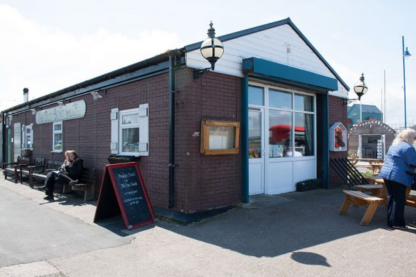 Prestigious national award for Amble restaurant, as they open new venture