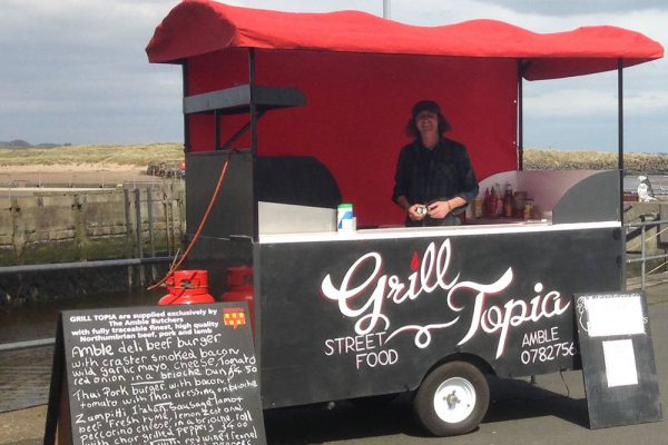 Street food Grill Topia launched