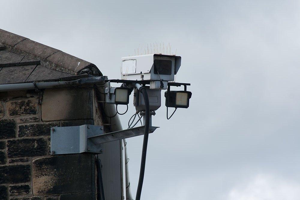 cctv-camera-in-Amble