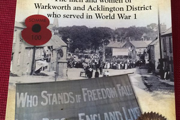 Poppy appeal and Remembrance Day 2016