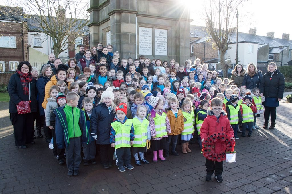 edwin-st-school-armistace-day