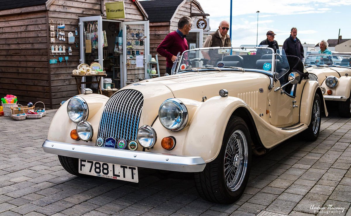 Morgan-at-Mauretania-Day