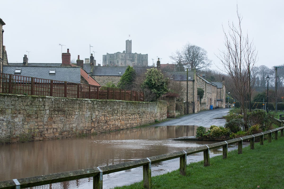 flood-at-stanners-at-Warkworth