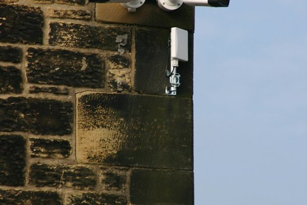 Town CCTV ready for action
