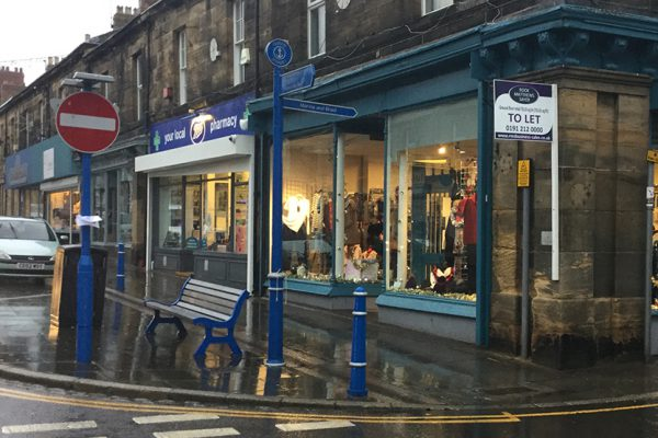 Shops vs cafés: the changing face of our high street