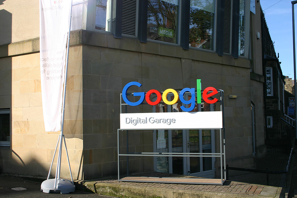 Google in Amble