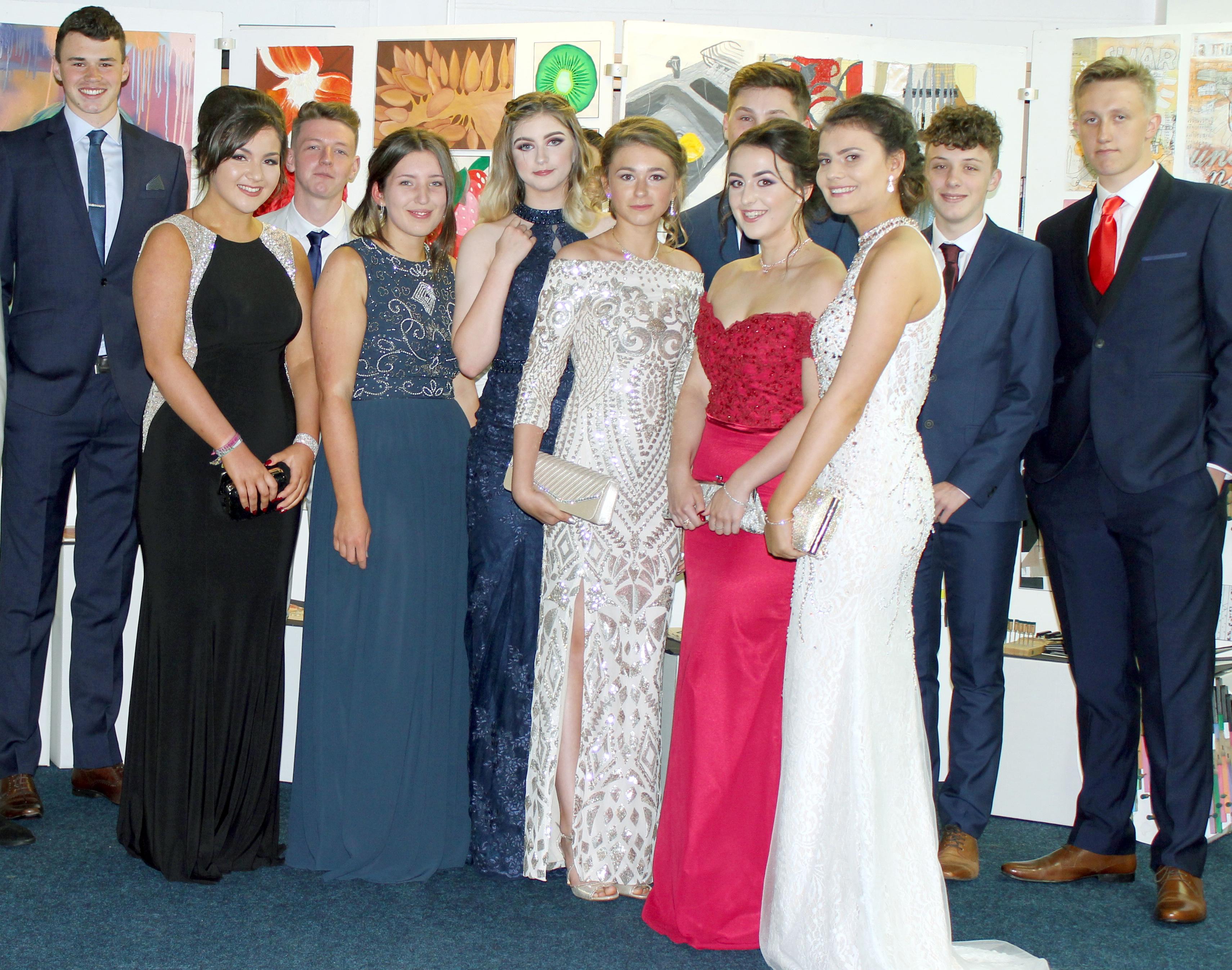 JCSC prom group