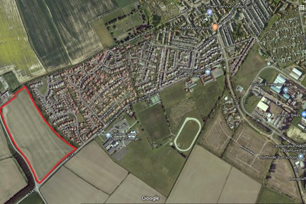 Consultation on new 200 house development