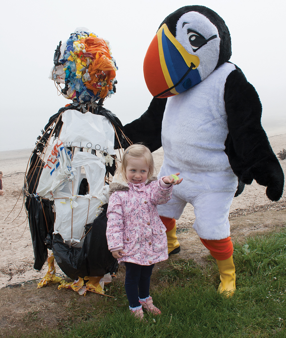 Holly and the puffins AW