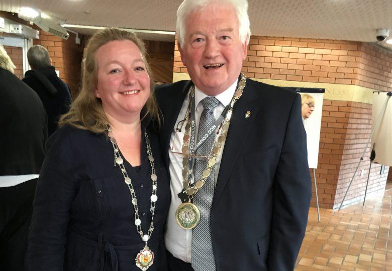 Amble Councillor's new role
