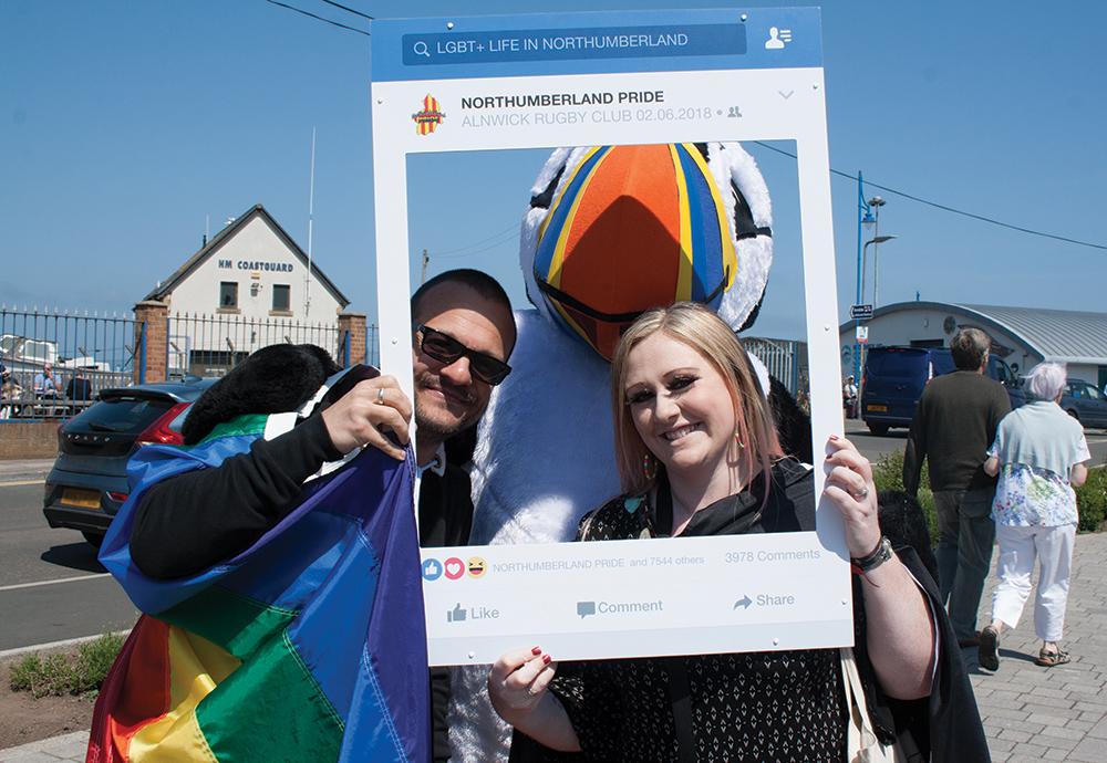 Northumberland Pride AW