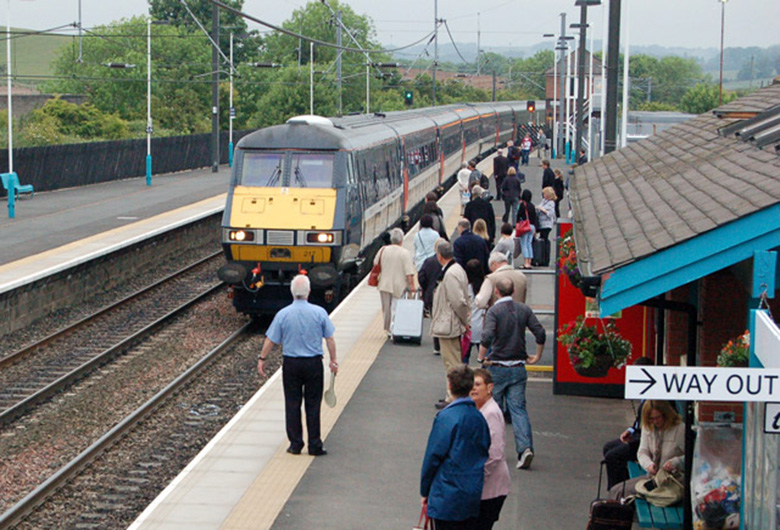 Demand for better train services
