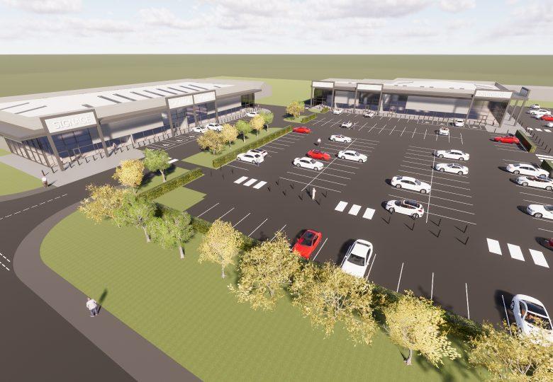 Supermarket plans announced