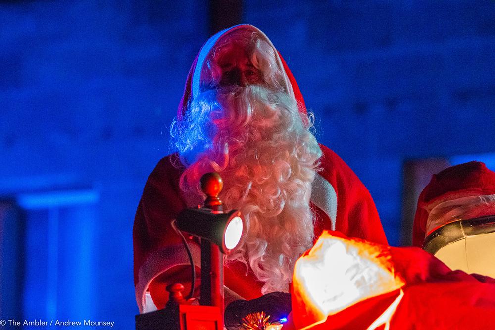 Rotary Santa web