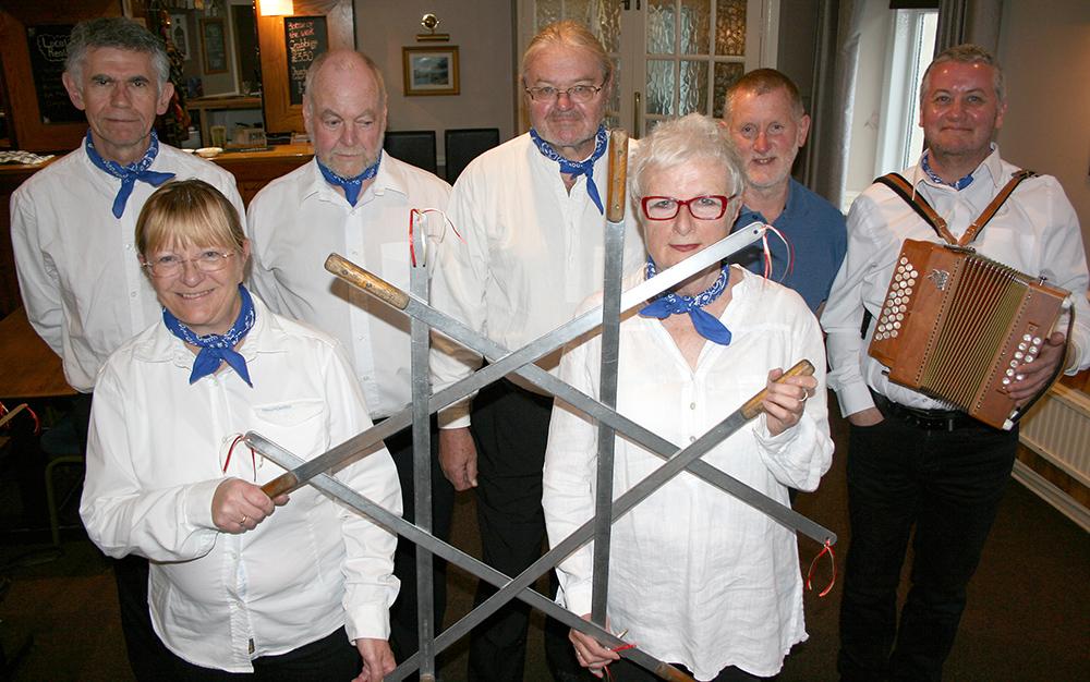 Amble Sword group