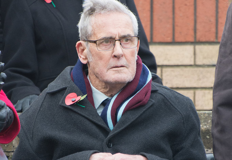 Councillor retires