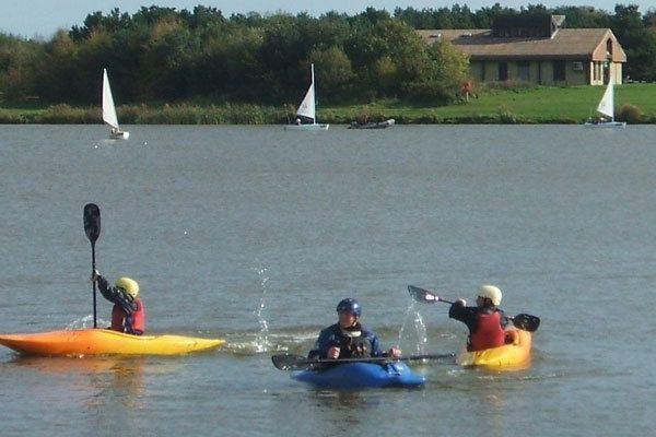 Summer fun with Coquet Shorebase Trust
